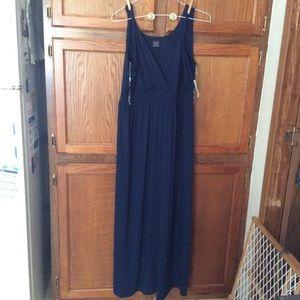 Faded glory women's maxi dress NWT +
